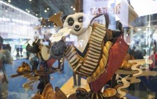 lesaffre panda bread in ciie